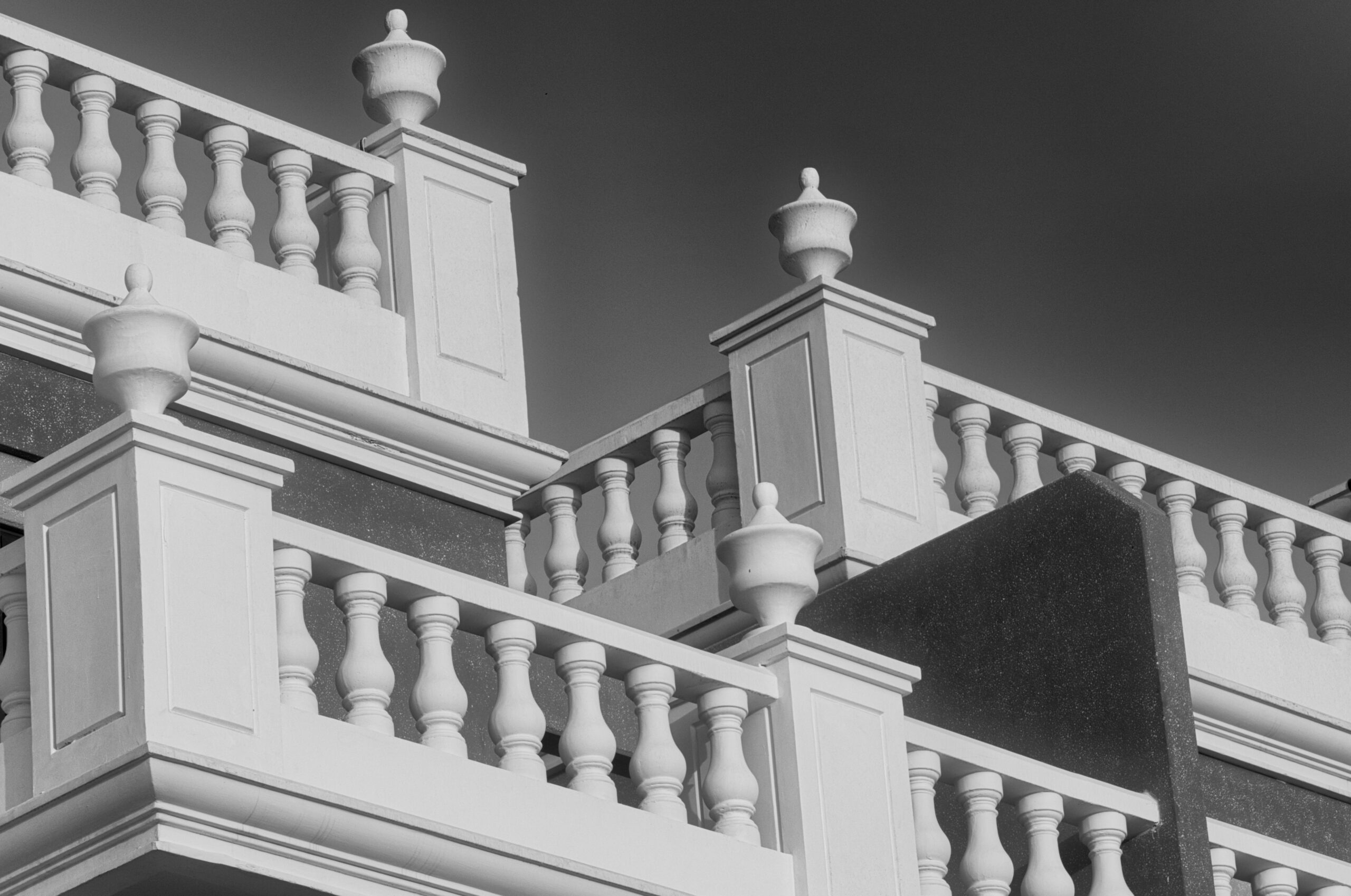 Index Residence building detail